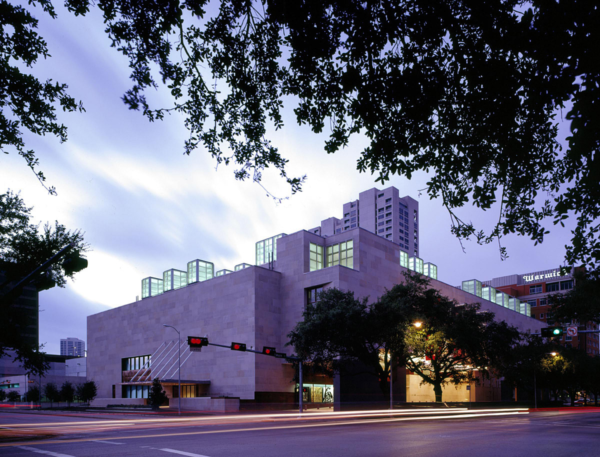 Short Listed Firms Museum Of Fine Arts Houston