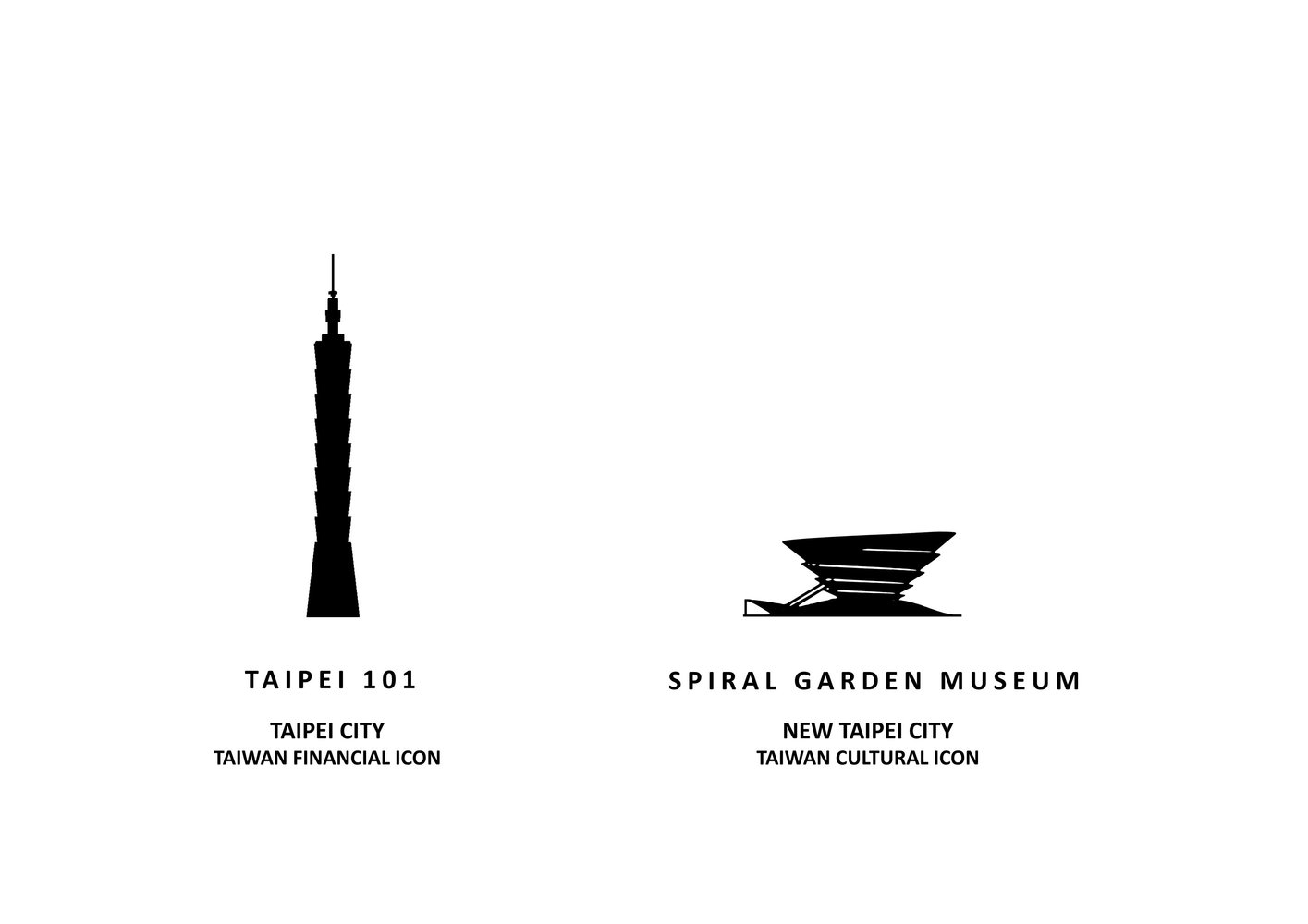 hight resolution of new taipei city museum of art competition proposal influx studio icon concept diagram