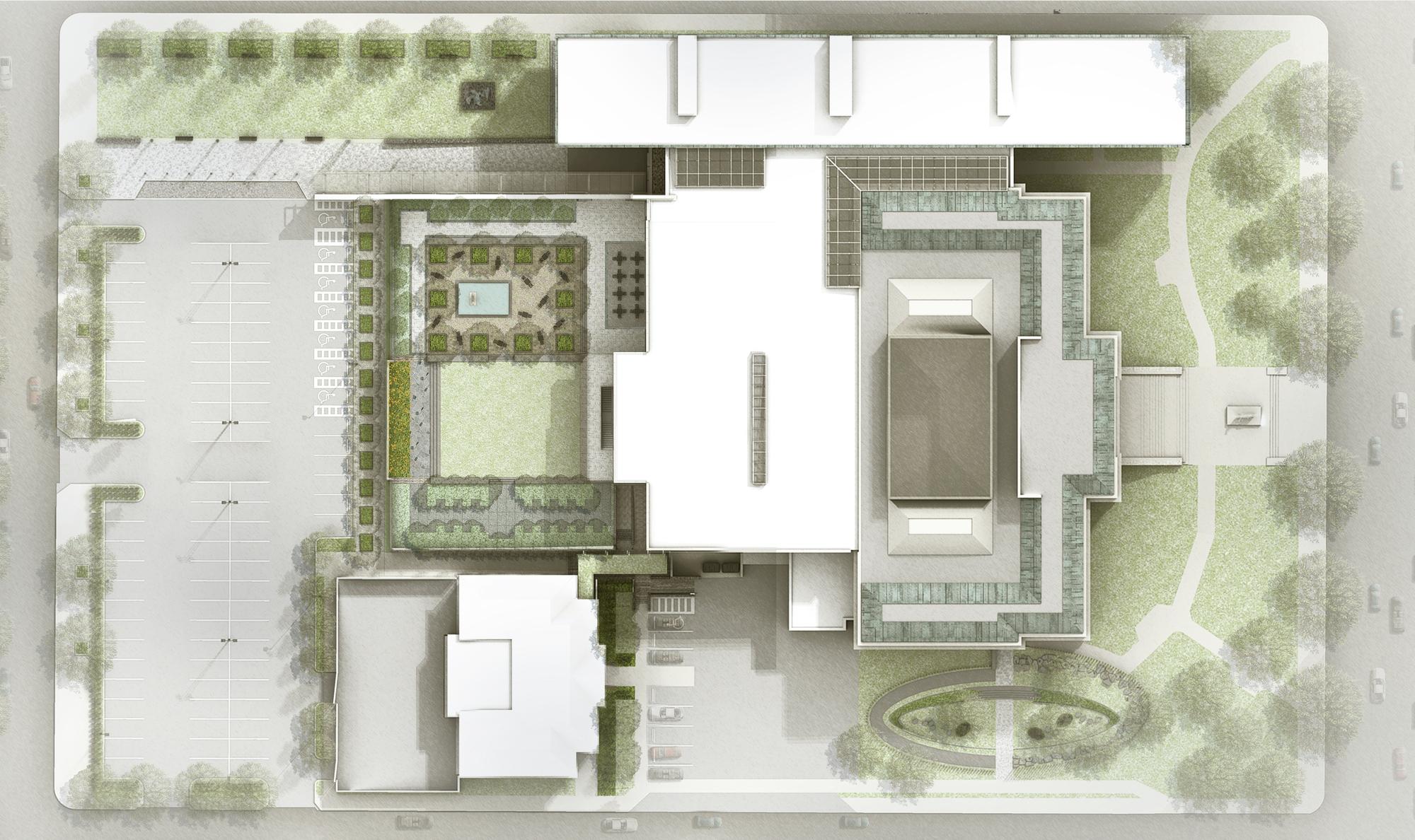 Columbus Museum of Art Floor Plan