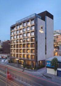 Naz City Hotel Taksim / Metex Design Group | ArchDaily