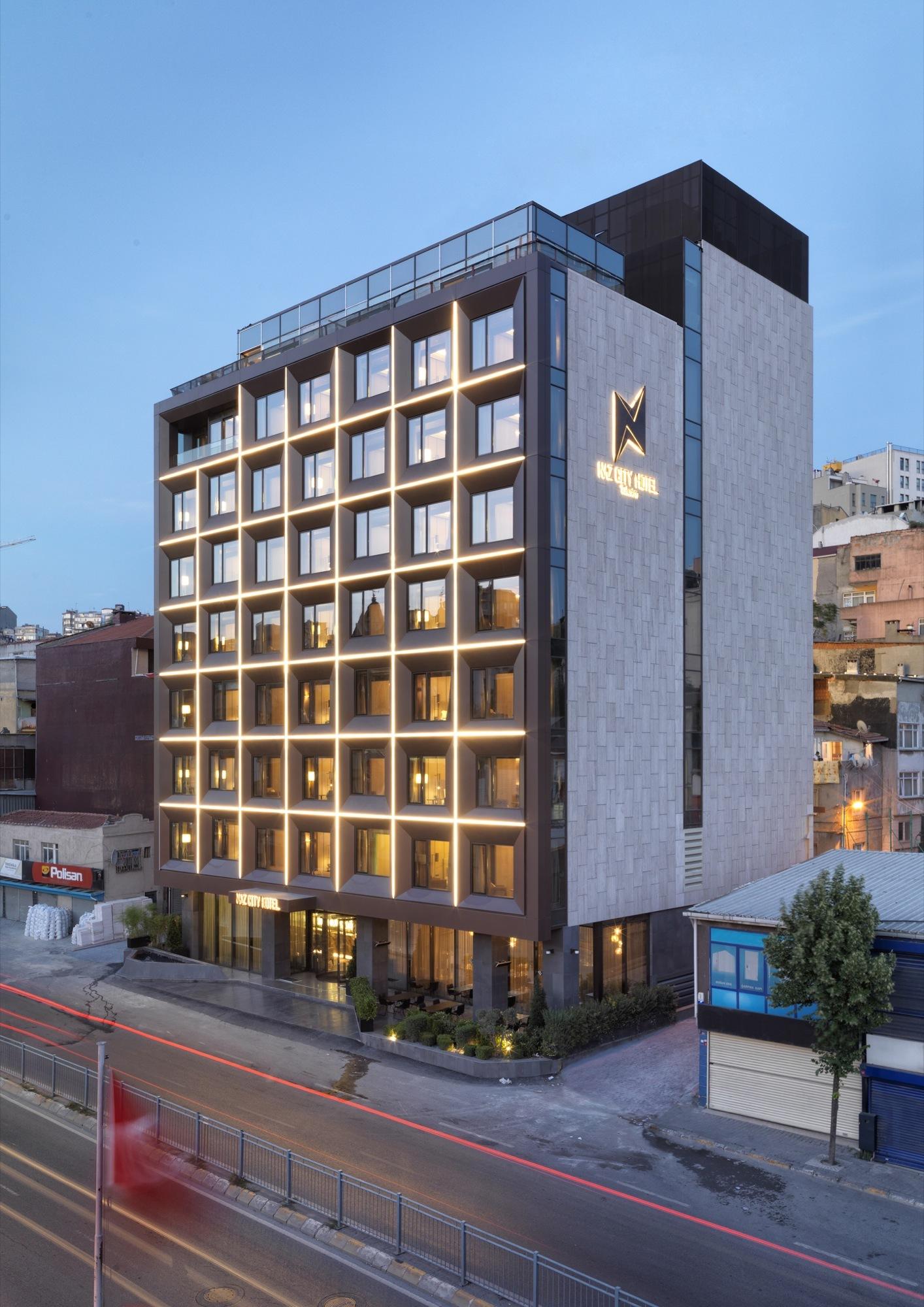 Modern Architecture Hotel Design