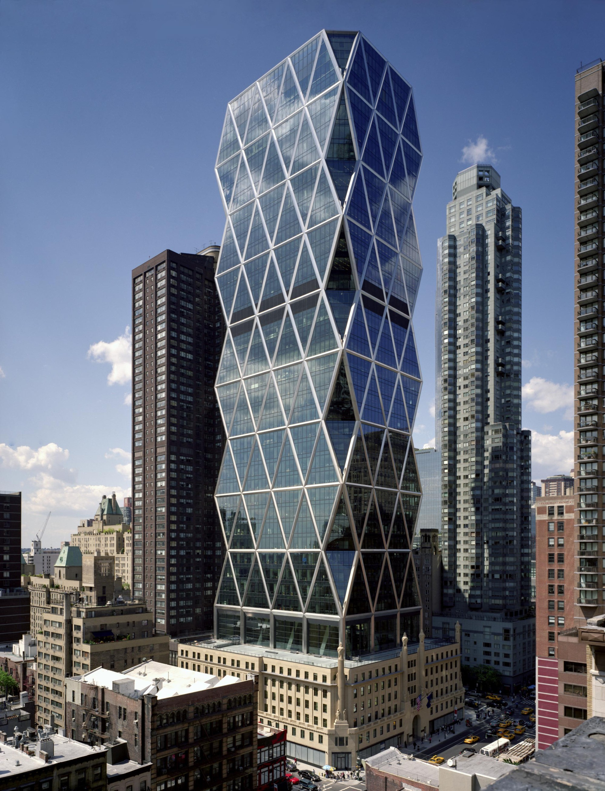 7 Buildings Show Norman Foster'