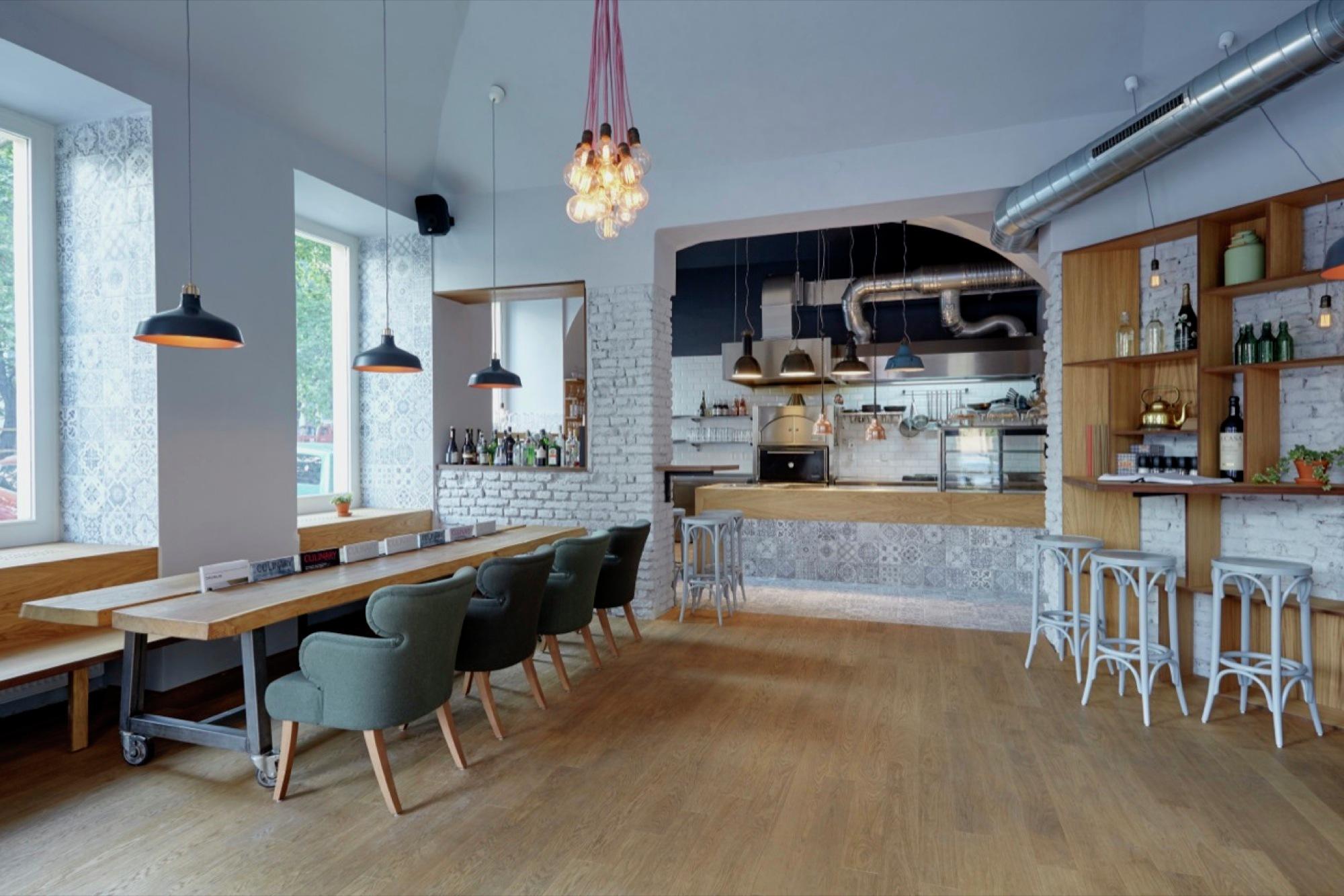 Decoration Restaurant Moderne