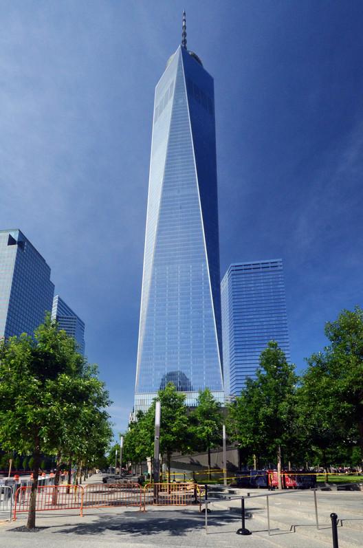 One World Trade Center; New York City / SOM. Image © Royce Douglas