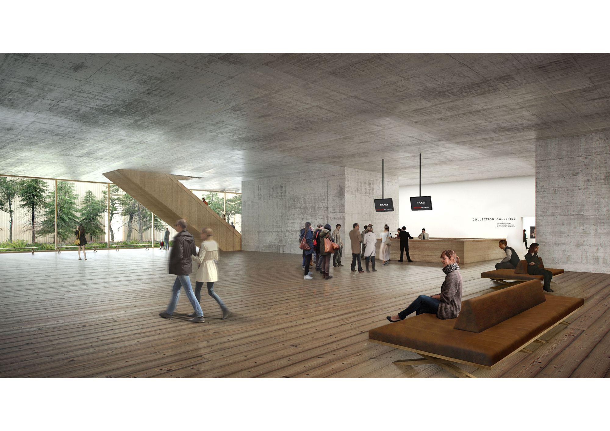 Herzog & De Meuron Design Vancouver Art