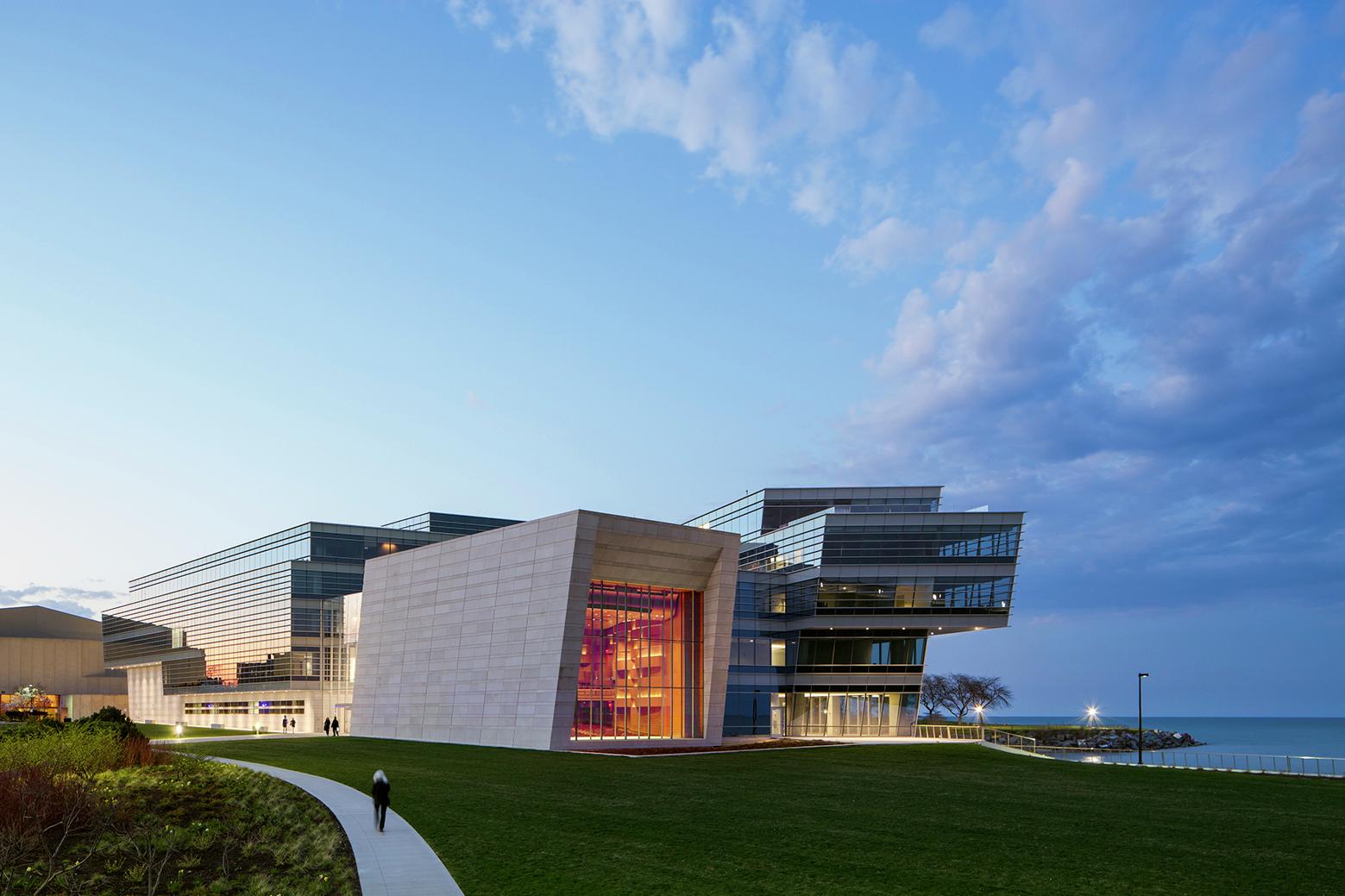 Northwestern University Ryan Center Goettsch Partners