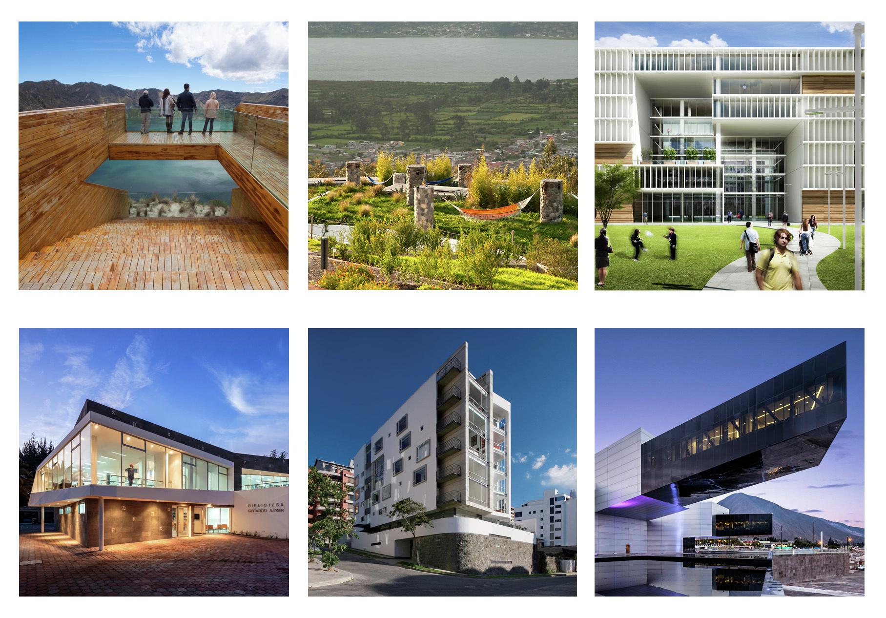 Arquitectura contempornea de Ecuador 19992015 el