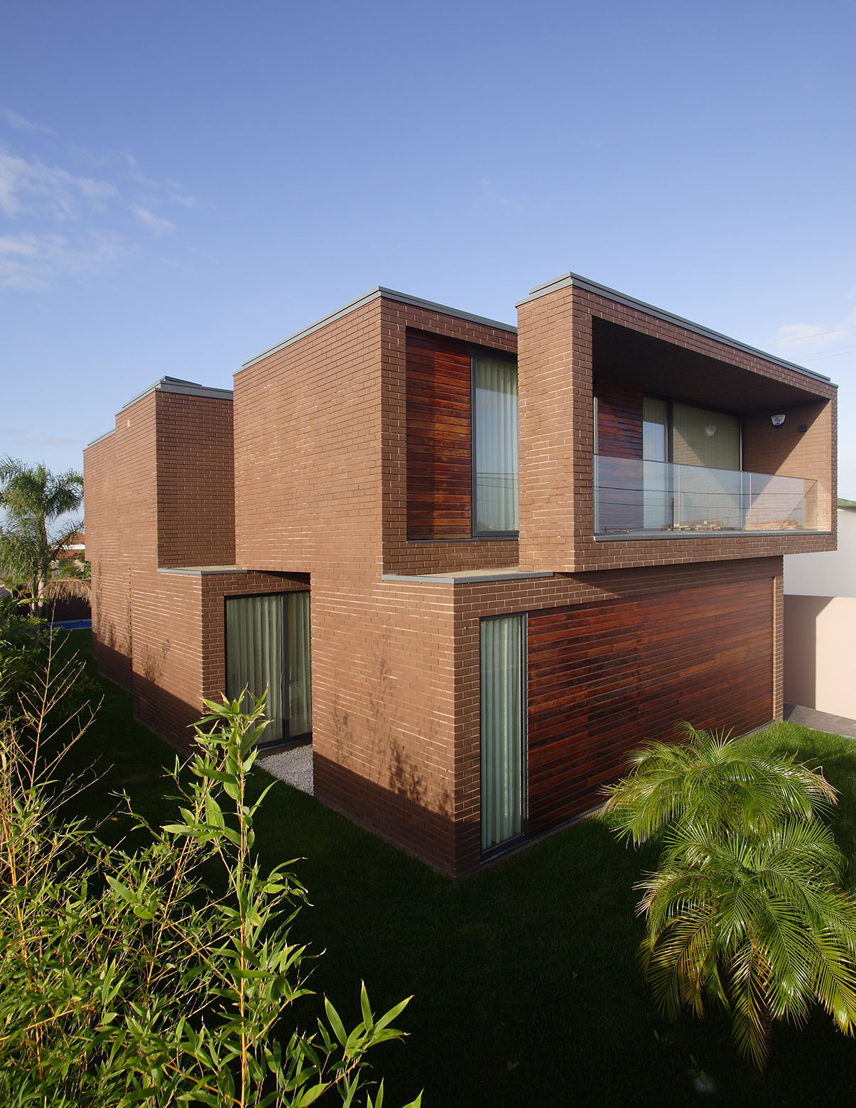 House In Agra Rvdm Arquitecto Archdaily