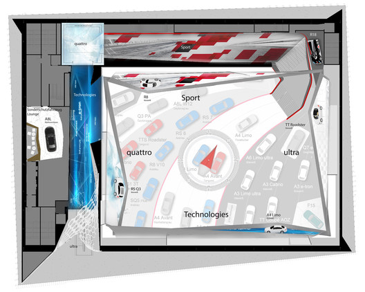 Second Floor Plan (B)
