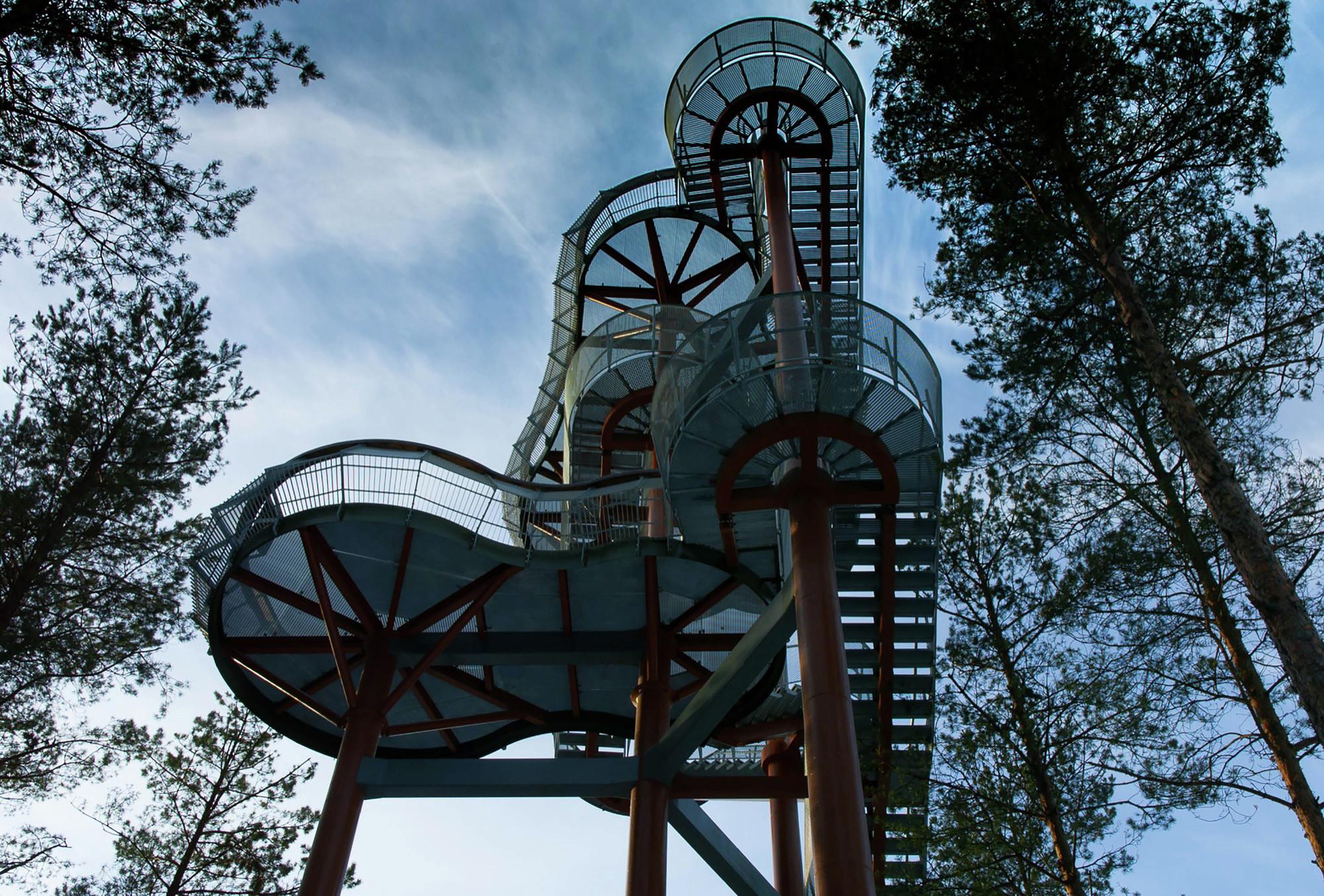 Gallery of Observation Tower  Arvydas Gudelis  12