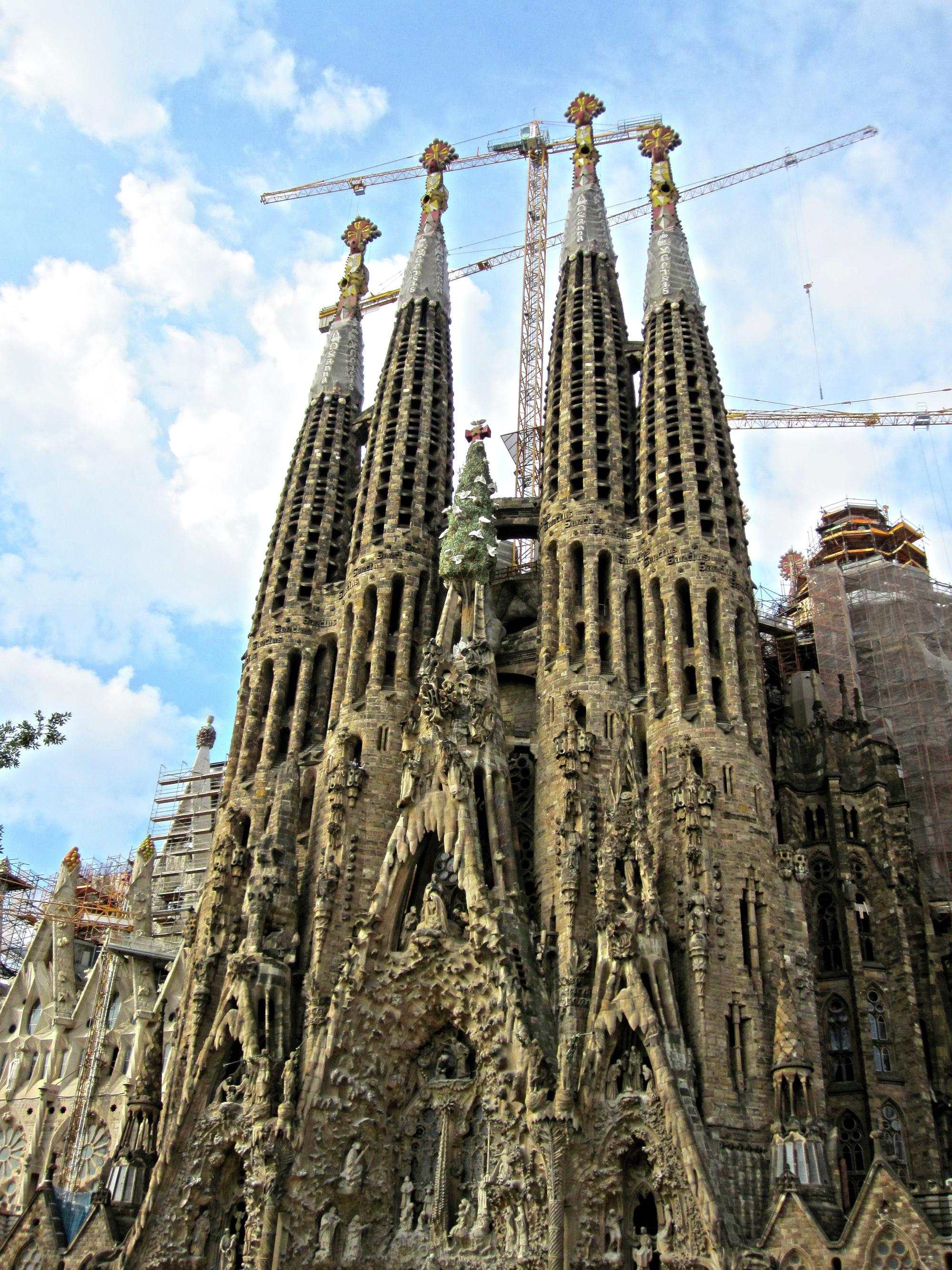 La Sagrada Familia ser la iglesia ms alta de Europa en
