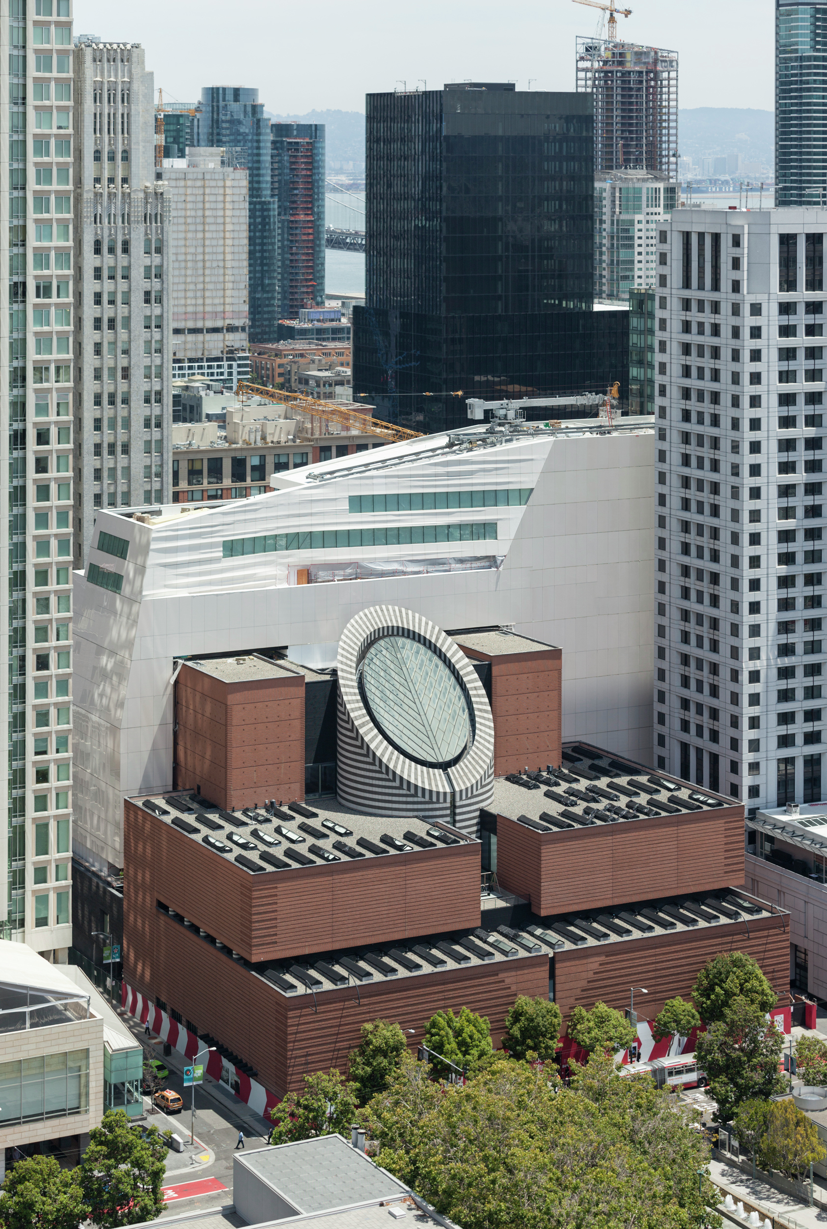 Snhetta' Sfmoma Expansion Nears Completion - 9
