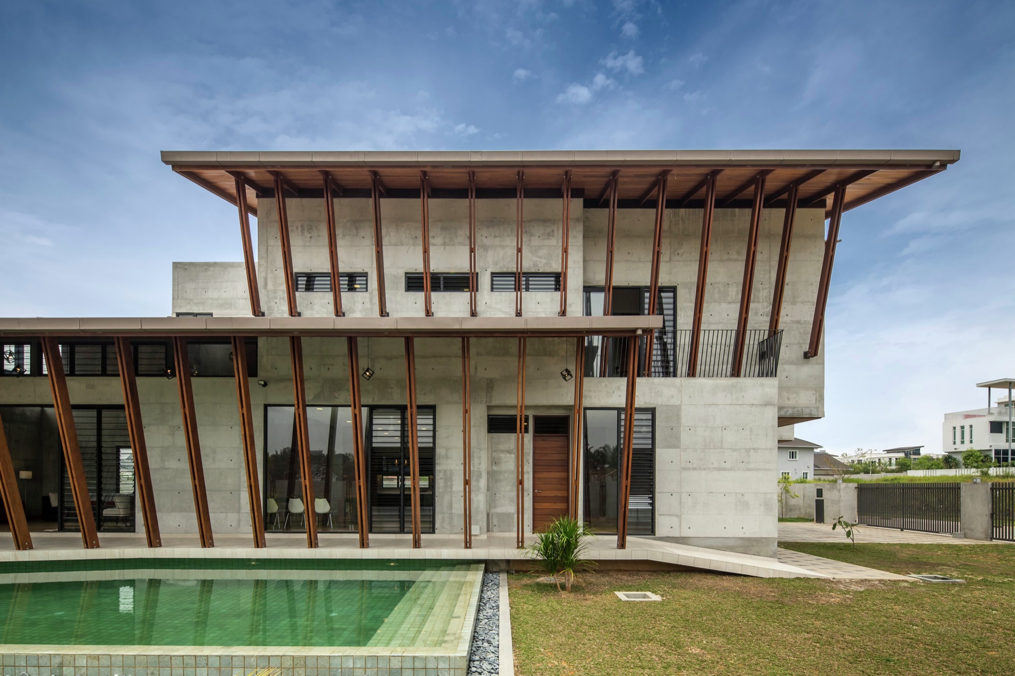 Casa Sepang Eleena Jamil Architect Archdaily Brasil