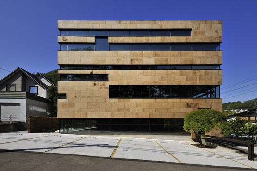 Winner in Office Category. HIGO / A Nakayama Architects in Japan. Image Courtesy of WAF.