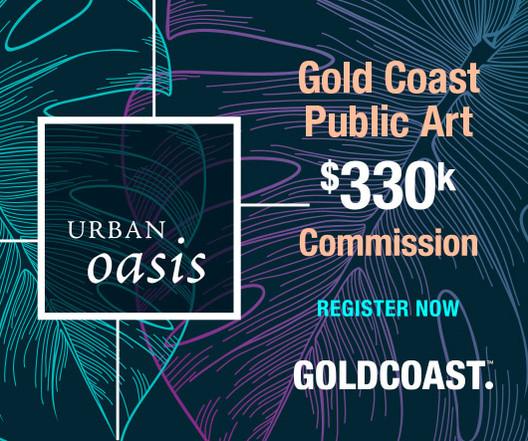 Urban Oasis Public Art Commission