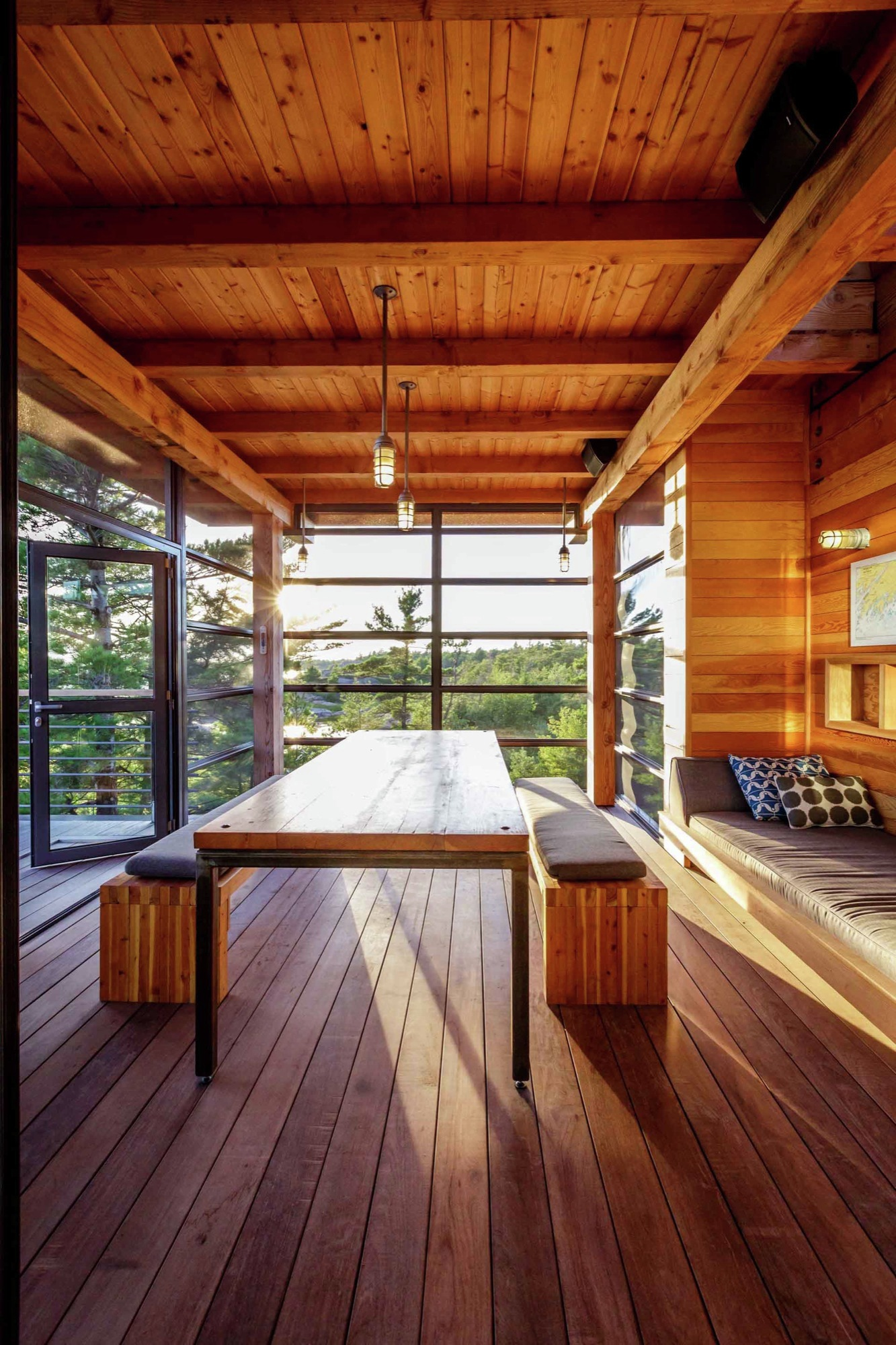 Gallery of Monument Channel Cottage / CORE Architects - 4