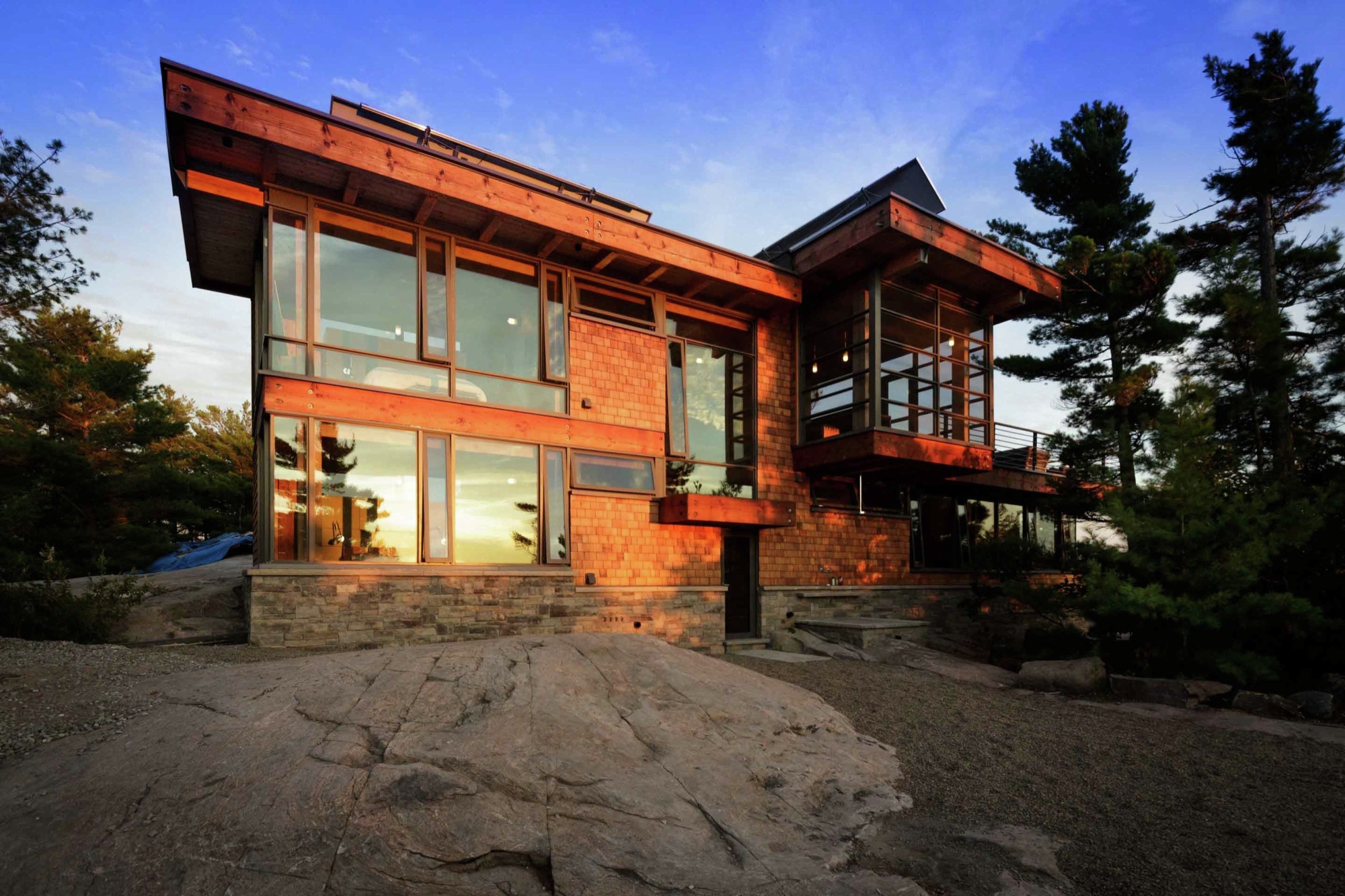 Gallery of Monument Channel Cottage / CORE Architects - 7