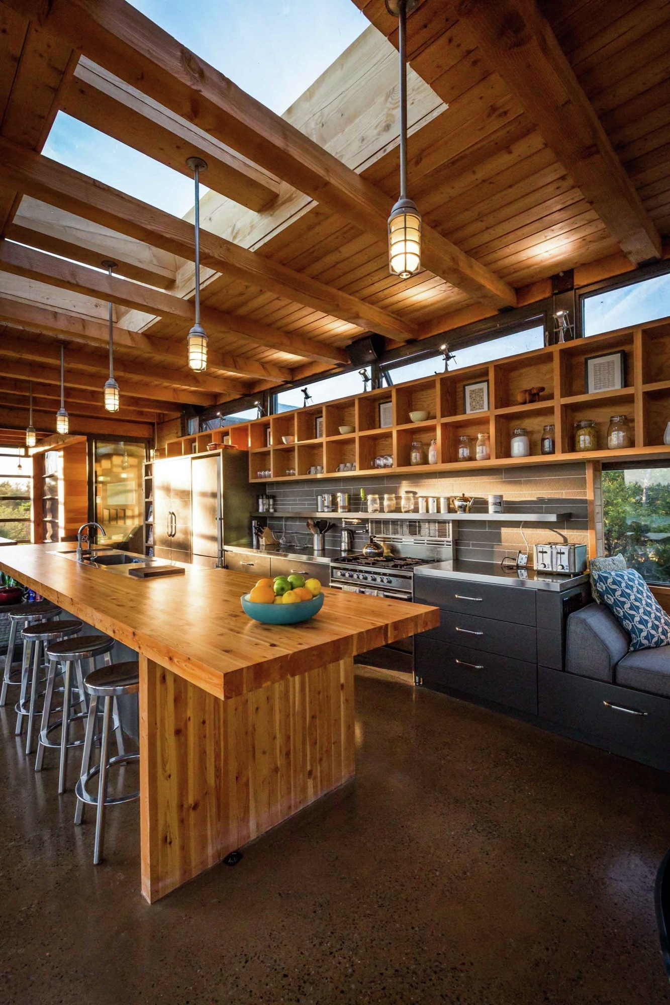 Gallery of Monument Channel Cottage / CORE Architects - 13