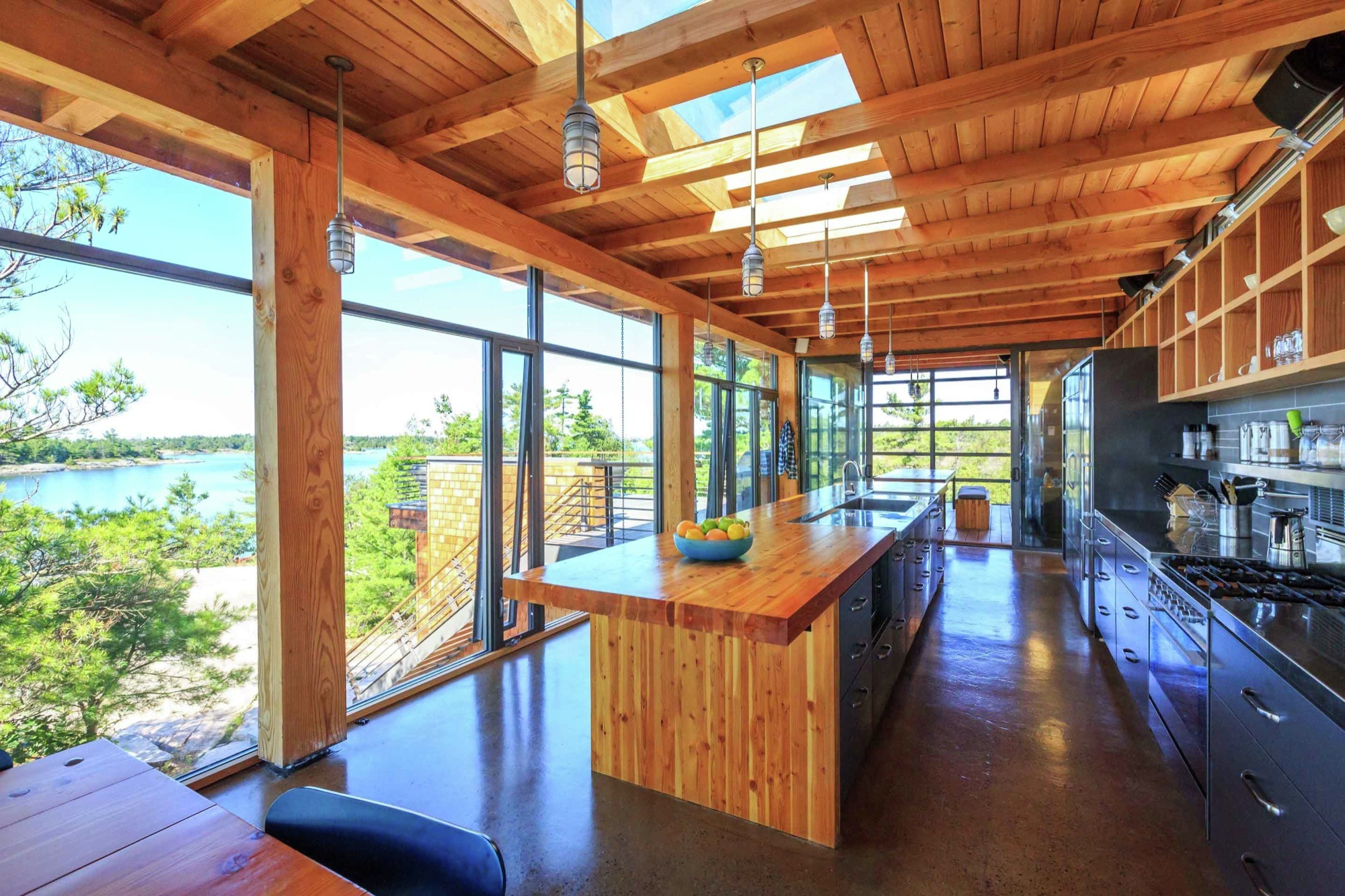 Gallery of Monument Channel Cottage / CORE Architects - 11