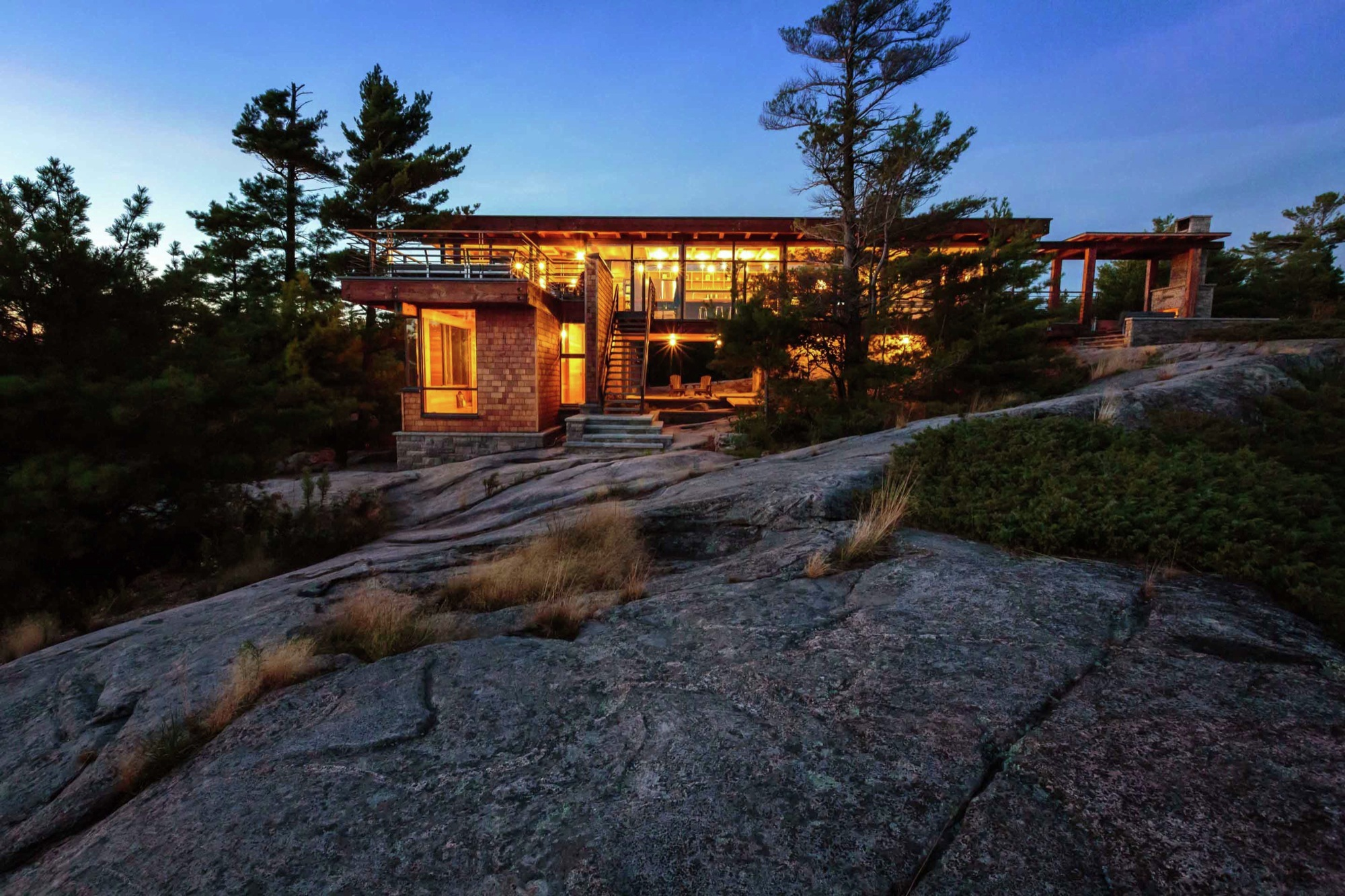 Gallery of Monument Channel Cottage / CORE Architects - 6
