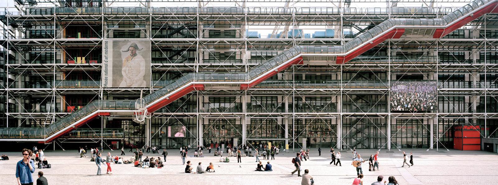 Image result for Centre Georges Pompidou