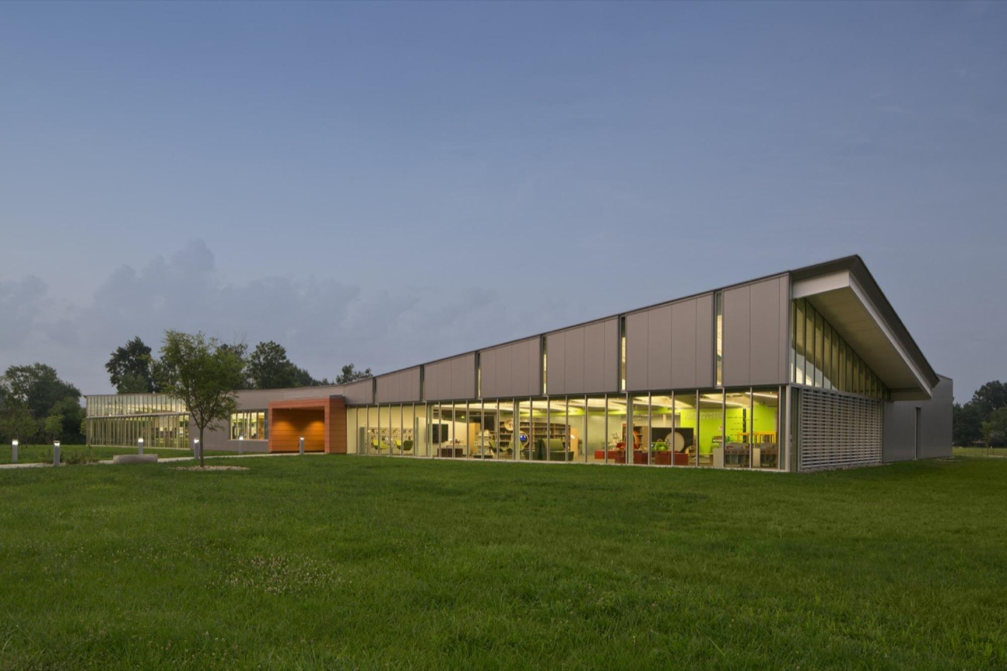 Library Architecture Design