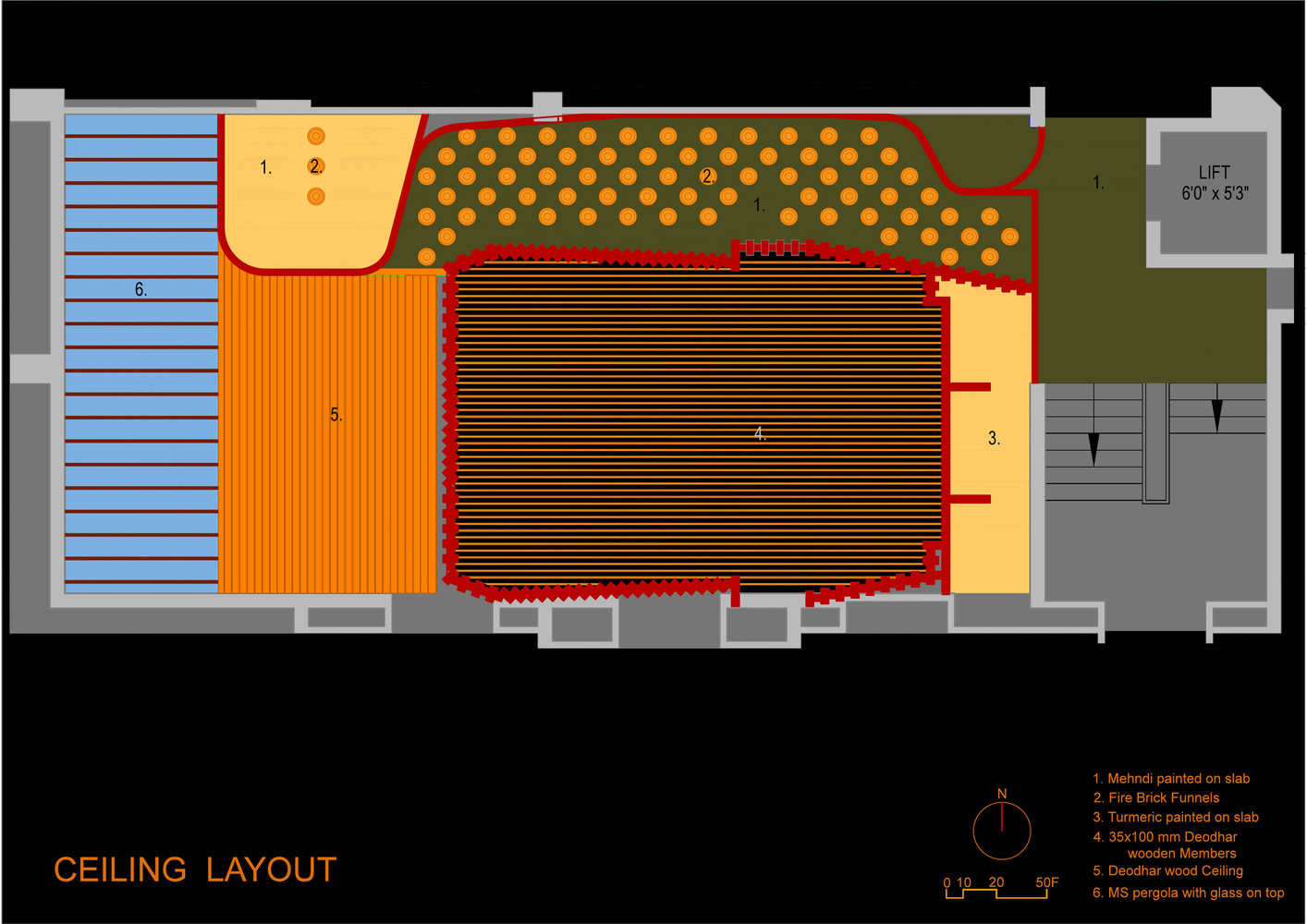 medium resolution of home theatre studio interior sfurna designs ceiling layout