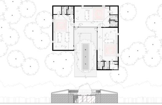 Floor Plan - Elevation