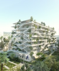 NL*A Reveals Plans for Open-Concept Green Office Building ...