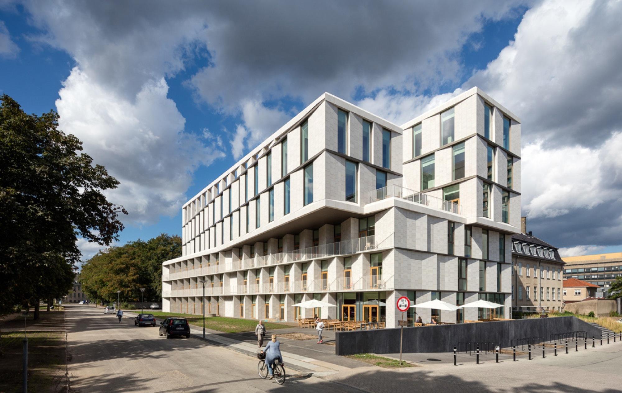 Hotel Copenhagen Denmark Architecture