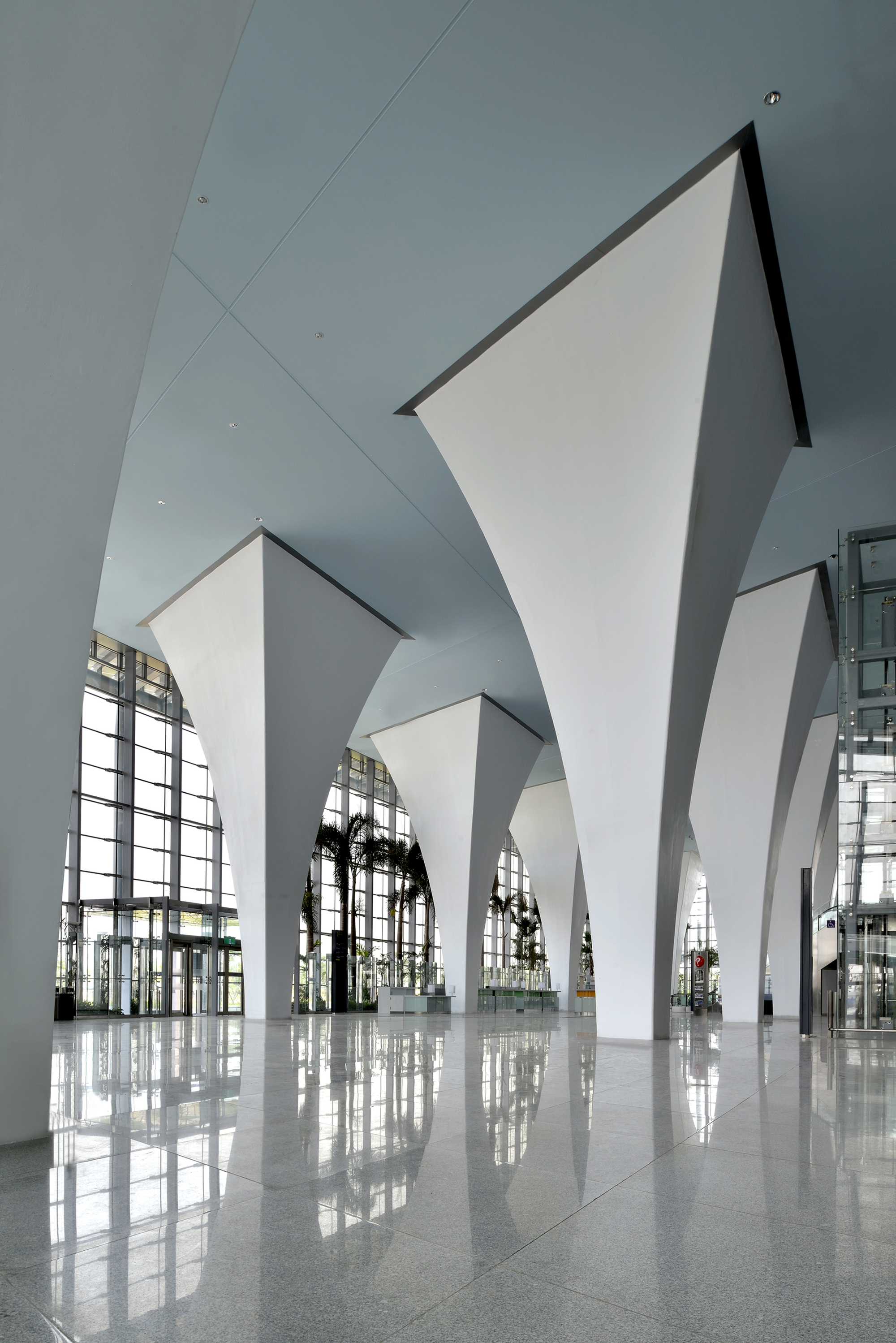 Changhua Station THSR  KRIS YAO  ARTECH  ArchDaily