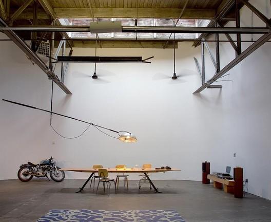 Office of Zeroplus Architects. Image Courtesy of Zeroplus Architects