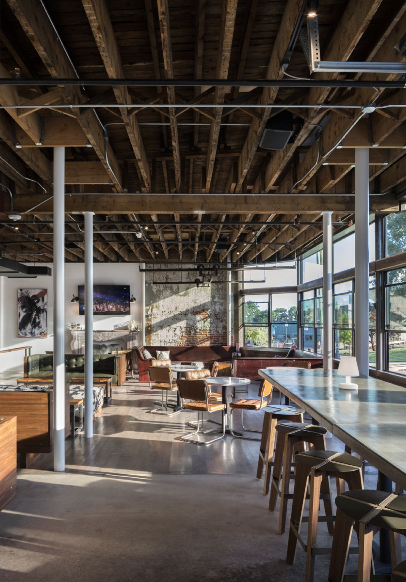 Avanti Food Amp Beverage Meridian 105 Architecture Archdaily