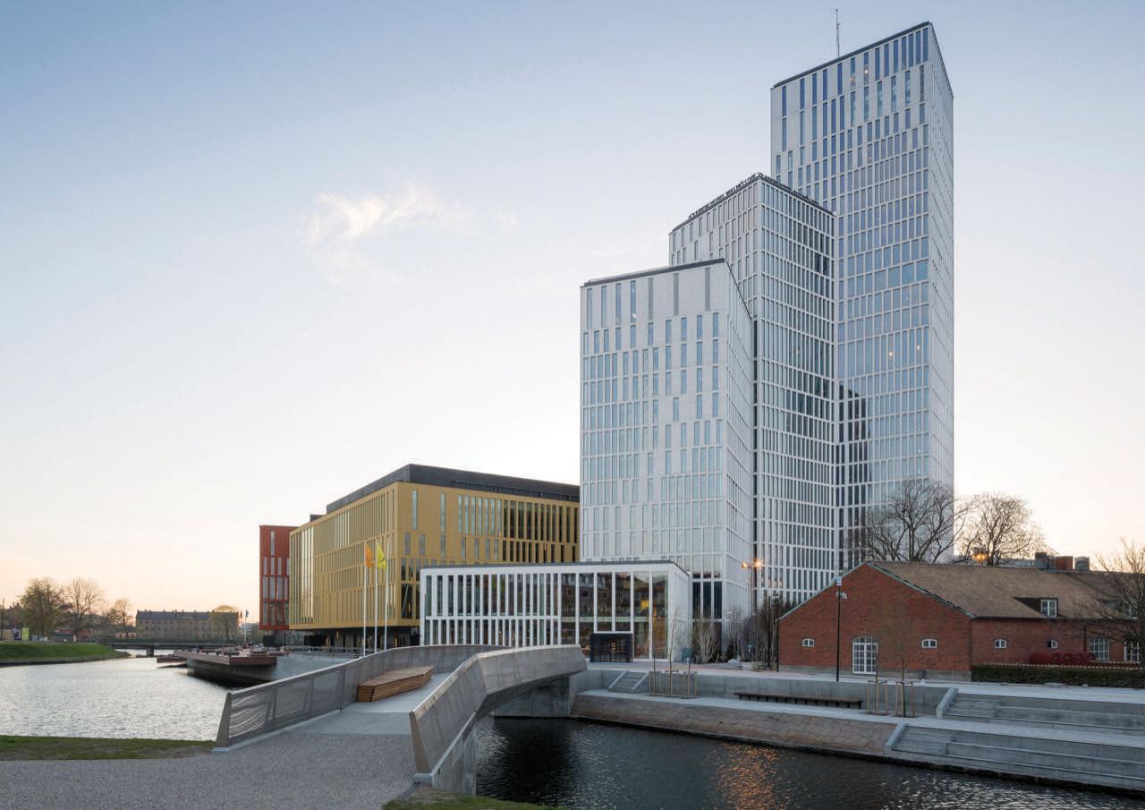 Gallery of Malm Live  schmidt hammer lassen architects  10