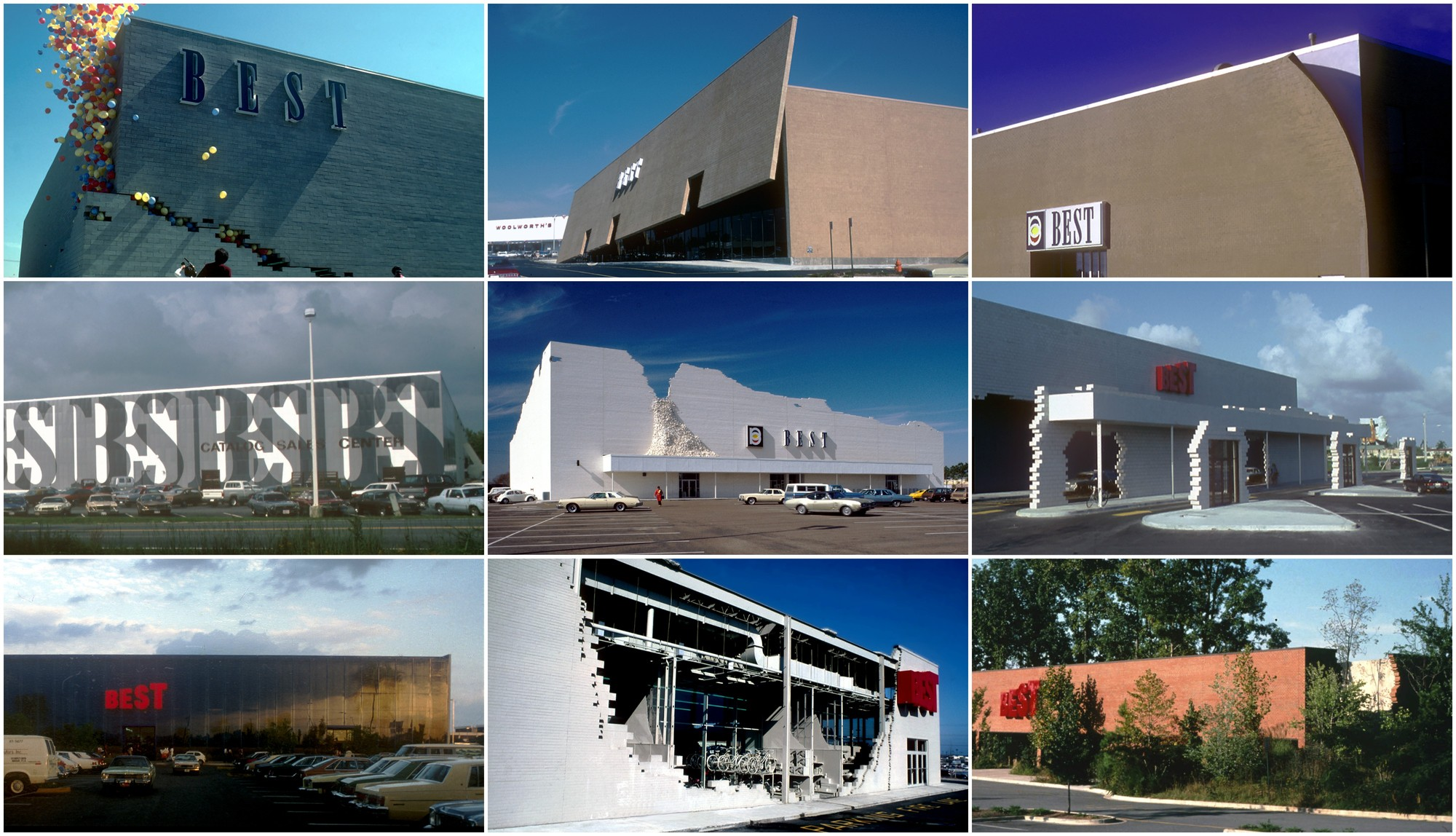 Best Stores Architecture Site
