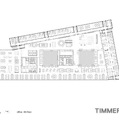 Copyright Architectural Drawings And Diagram 7 Blade Wiring Trailer Timmerhuis Oma Archdaily Floor Plan