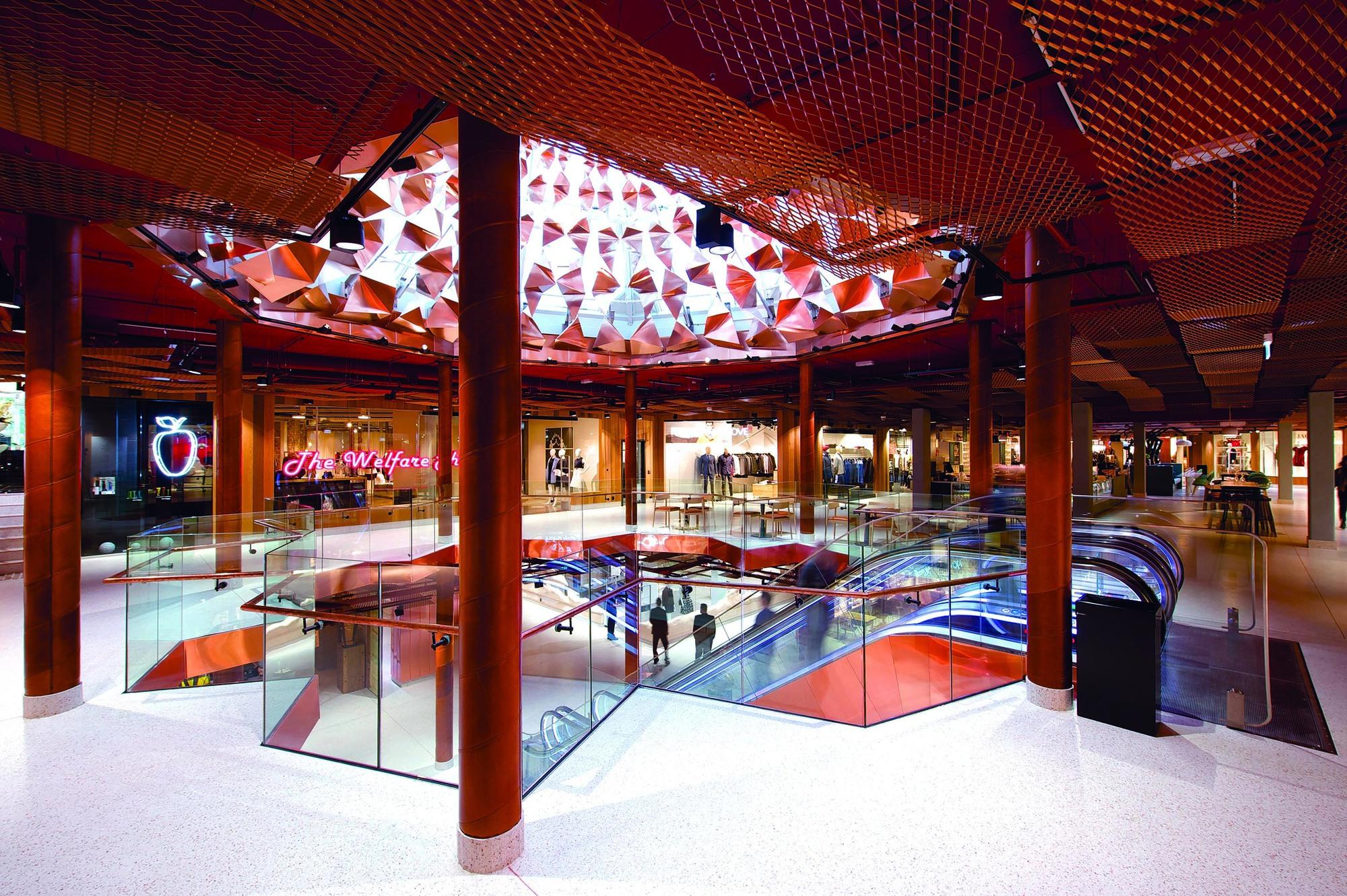 Gallery Of Paleet Shopping Center JVA 4