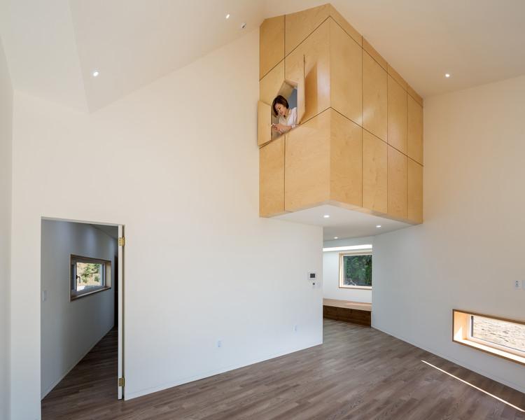 Casa Roca  BUS Architecture  Plataforma Arquitectura