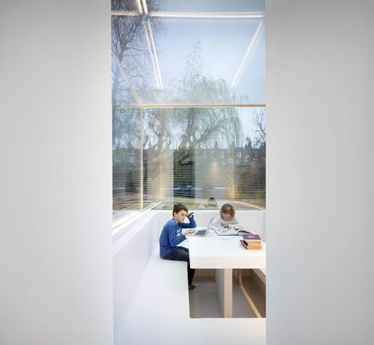 White on White by Gianni Botsford Architects. Image Courtesy of RIBA