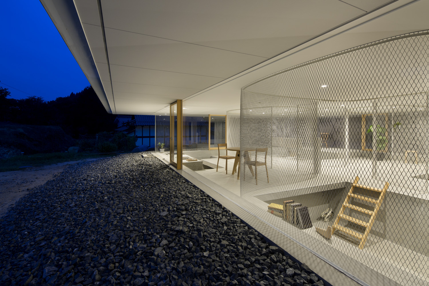 Gallery Of Hiroshima Hut Suppose Design Office 8