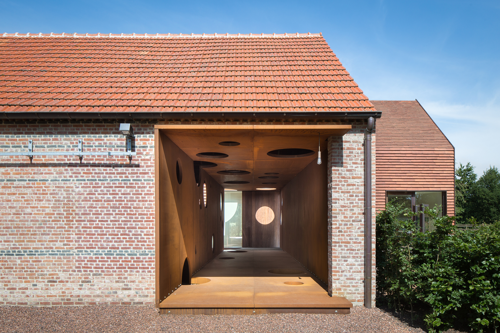 House Olmen Pascal Franois Architects Archdaily