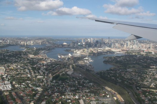 Sydney. Image © Flickr user magtravels licensed under CC BY-NC 2.0