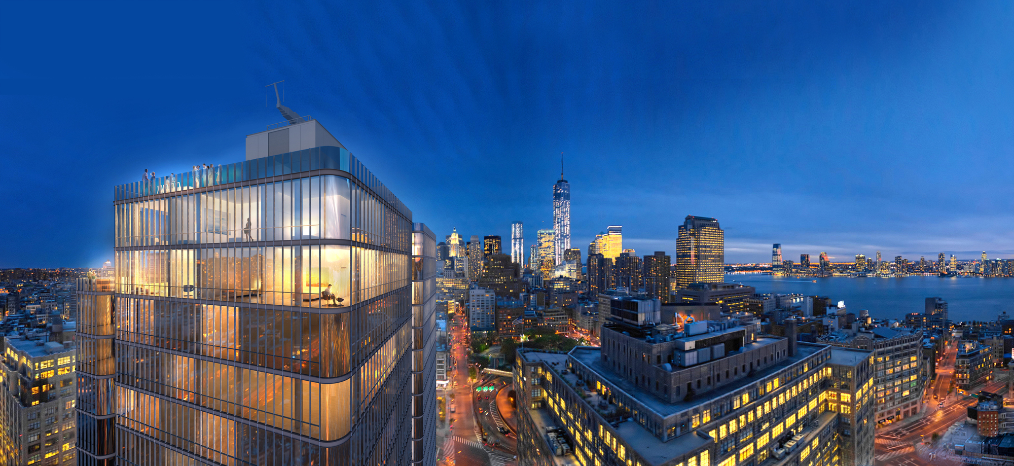 Renzo Piano Designs Glass Soho Tower for New York  ArchDaily