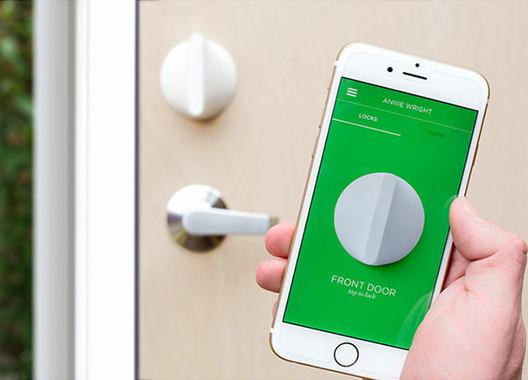 Friday Smart Lock. Image © BIG Ideas
