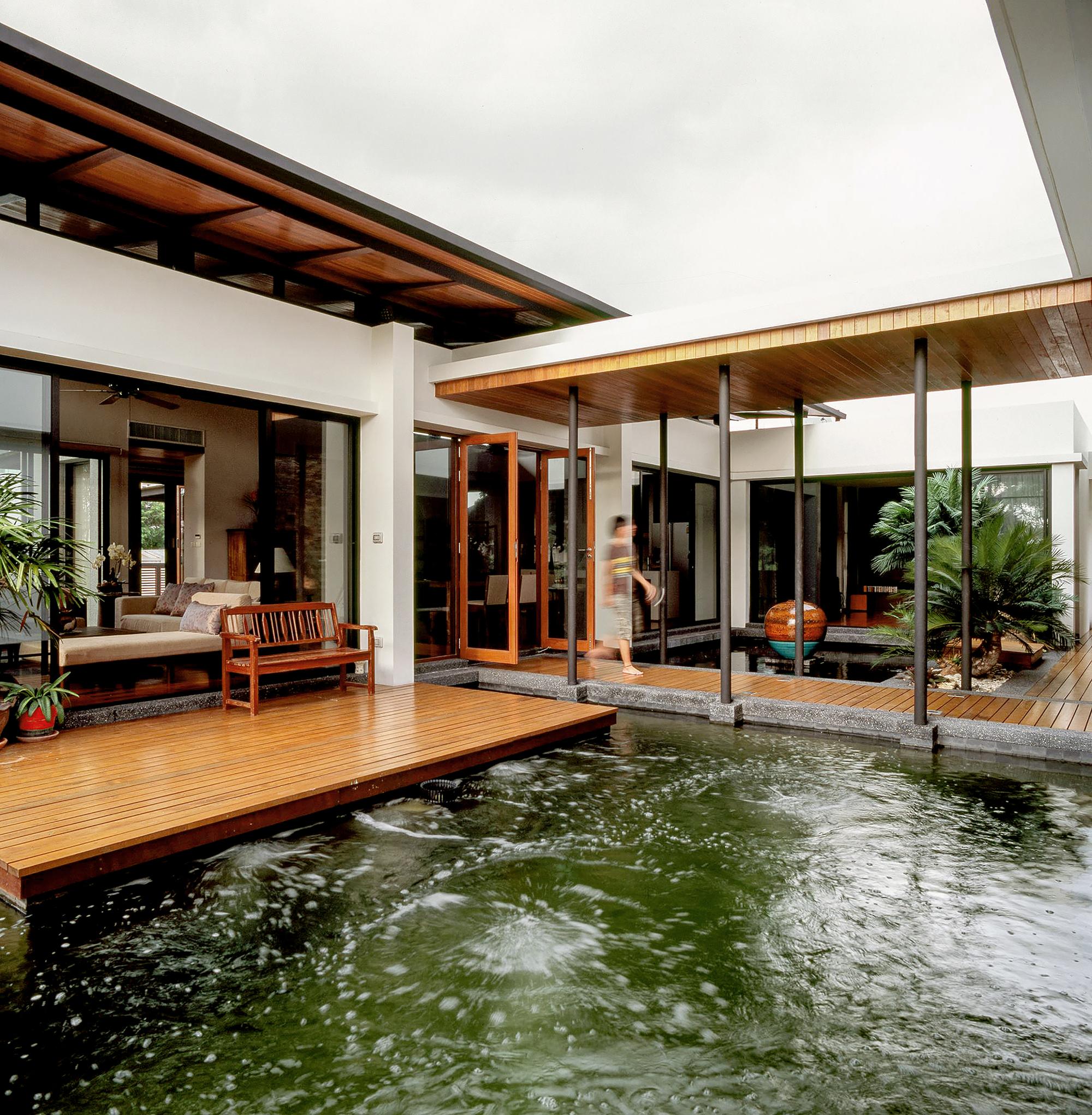Nature Architecture Design House