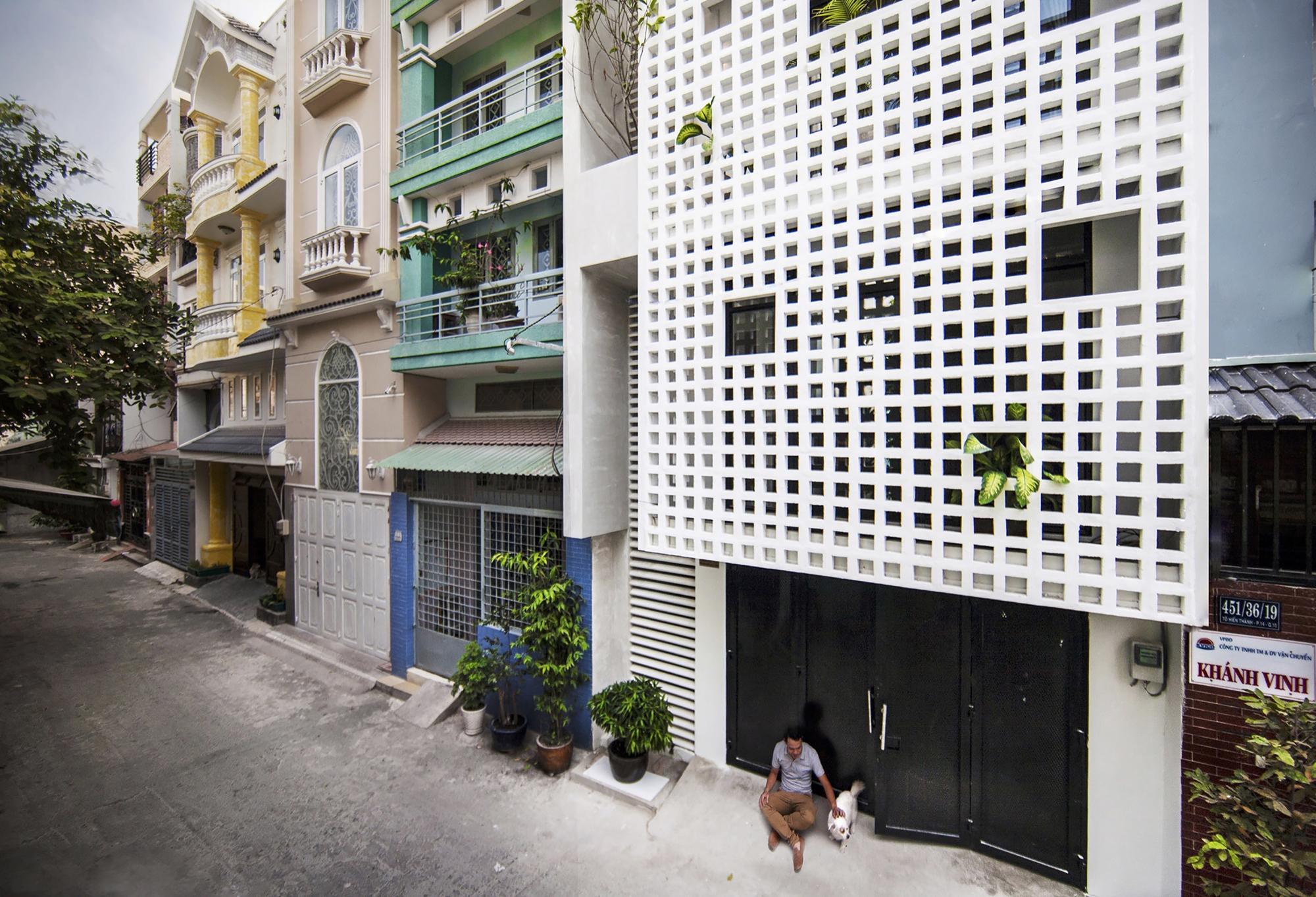 Q10 House  Studio8 Vietnam  ArchDaily