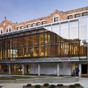 University of Kansas, The Forum at Marvin Hall, 2014. Image © James Ewing Photography