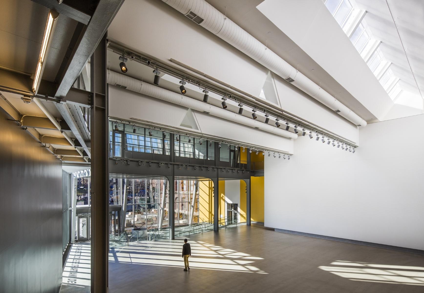 Massachusetts College Of Art And Design Ennead