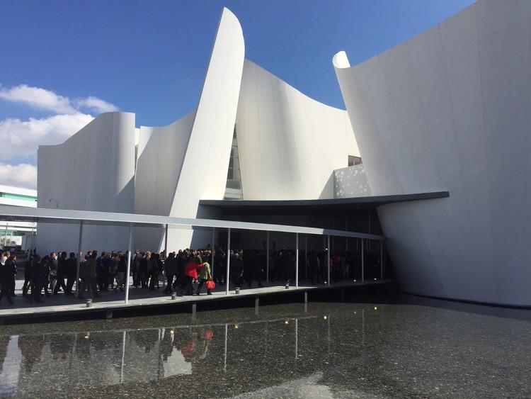 Inaugurado el Museo Internacional del Barroco de Toyo Ito