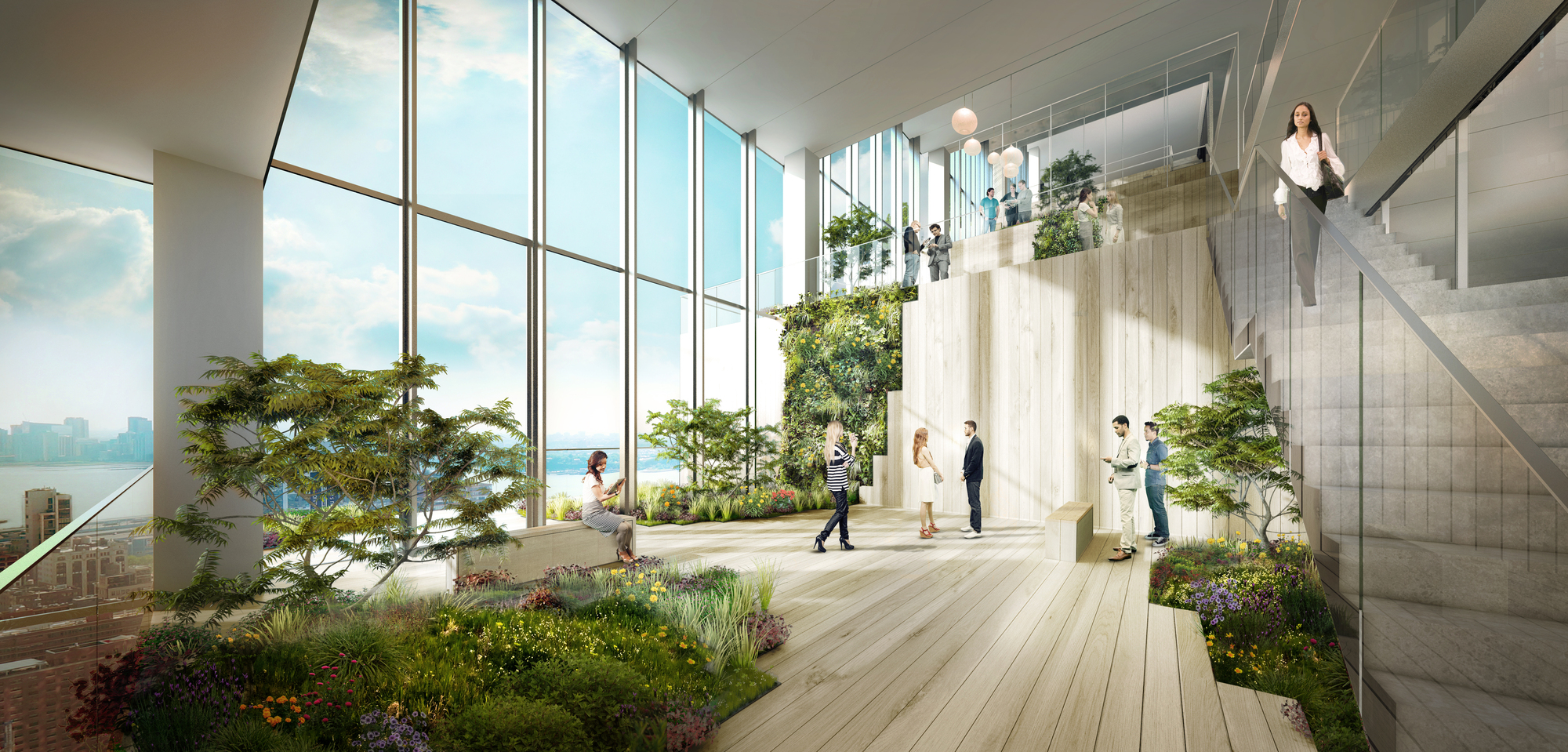 Gallery of BIG to Extend High Line Vertically with Spiral
